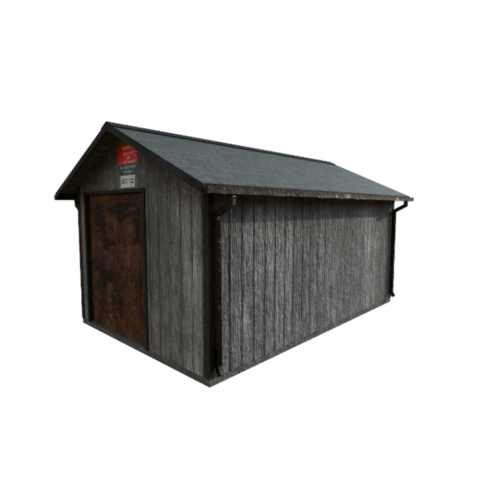 Section Tool House